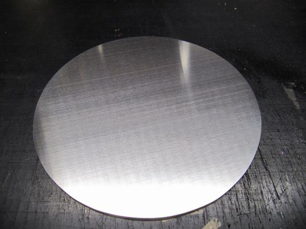 Ronde Scheibe D: 500mm S: 0,50mm Federstahl 1.1274