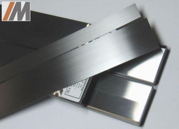 Werkzeugstahl 1.2003 C-Stahl, 50x300mm