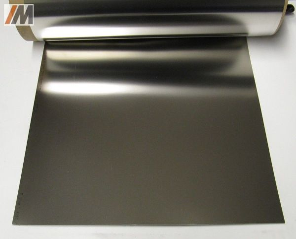 Federstahl CrNi-Stahl, 1.4310, B:305mm