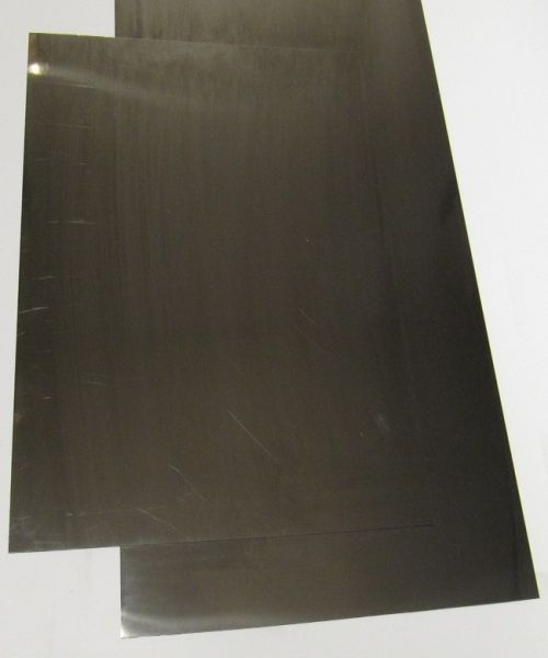 Spezialfederbandstahl 1.4031Mo, B:300/250mm