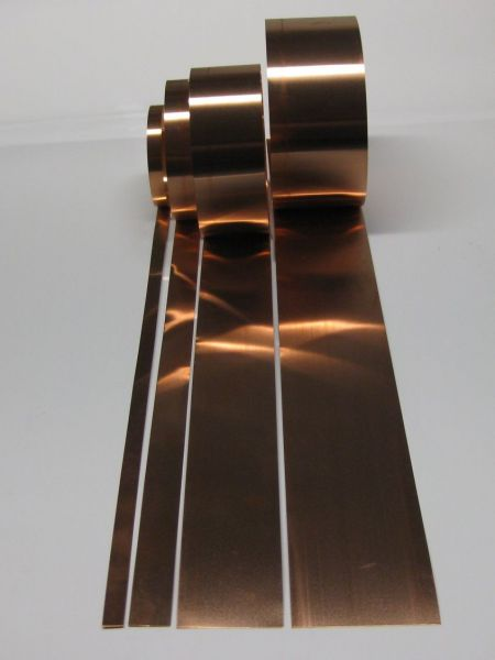 Kupferbänder