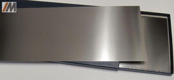 Federstahl CrNi-Stahl, 1.4310, B:100mm