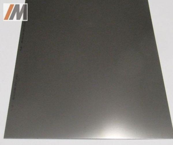 Hitzebeständiger Stahl 1.4767, hart, B:300mm